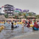 Semarak Agustus di Jogja Bay Waterpark