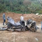 Komunitas Metal Sukoharjo Serahkan Donasi untuk Korban Longsor Ponorogo