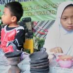 Oase Keceriaan Anak di Tengah Keramaian Keramaian Pameran Potensi Daerah Sleman