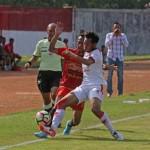 LIGA 2 : Jelang Jamu Sragen United, Kiper Utama Persiba Terancam Diparkir
