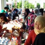 Transmart Tawarkan Pangan dengan Harga Terjangkau untuk Warga Sekitar
