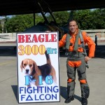 KISAH INSPIRATIF : Penerbang Lanud Iswahjudi Magetan Pecahkan Rekor 3.000 Jam Terbang