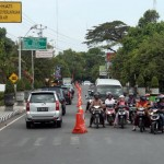 LALU LINTAS SRAGEN : 7 Ruas Jalan Wilayah Kota Berlaku Satu Arah