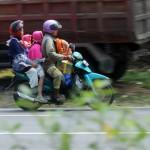 Waktu Penyekatan di Solo Geser Malam Hari, Belasan Kendaraan Pemudik Dipaksa Putar Balik
