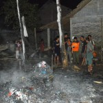 KEBAKARAN KARANGANYAR : Gudang Plastik di Mojogedang Terbakar, Pemilik Rugi Rp50 Juta