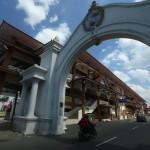 Jokowi Mantu Tak Terlalu Ngefek ke Pura Mangkunegaran dan Pasar Klewer Solo