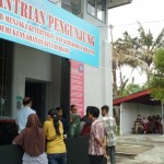 LEBARAN 2017 : 105 Warga Binaan Rutan Wonogiri Dapat Remisi Khusus, 3 Orang Langsung Bebas.