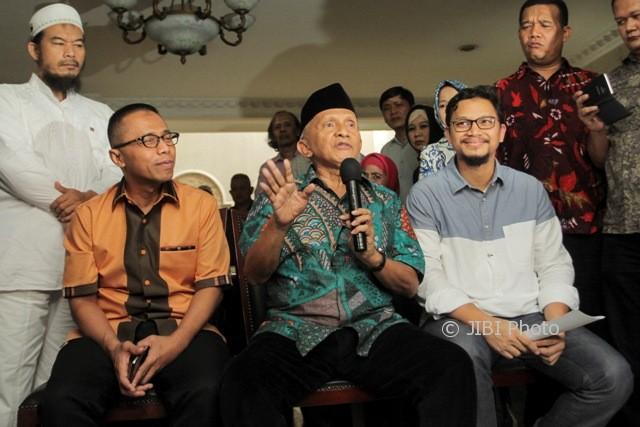 Amien Rais Sindir 3 Menteri Jokowi Tak Merakyat