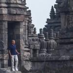Di Prambanan, Obama Lama di Candi Syiwa