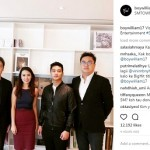Bikin Iri, Boy William Kunjungi SM dan YG Entertainment