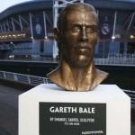 Patung Gareth Bale Menyapa Final Liga Champions