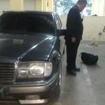 Sempat Dikira Bom, Tas Hitam di Parkiran Mobil RSUD Sragen Ini Ternyata Isinya...