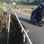 INFRASTRUKTUR BANTUL : Ini Penyebab Jembatan Gantung Sepi Pengunjung