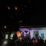 Peringati Hari Lahir Pancasila, Ratusan Warga Boyolali Terbangkan Lampion