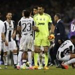 Pemain Juventus Bertengkar saat Jeda Final Liga Chamnpions
