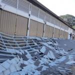 Pernyataan Bupati Karanganyar Ini Dinilai Remehkan Masalah Ambruknya Kanopi Pasar Nglano