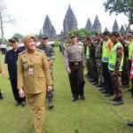 Plt. Bupati Klaten Ingin Tempat Ibadah Dipasangi Bendera Merah Putih