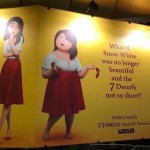 Dianggap Hina Wanita Gemuk, Poster Red Shoes and The Seven Dwarfs Dikritik