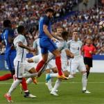 LAGA UJI COBA : Inggris Kalah dari Prancis, Ini Evaluasi Pelatih