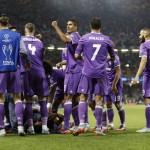 Kalahkan Juventus 4-1 di Final, Real Madrid Juara Liga Champions