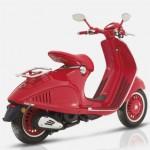 Setelah Edisi Emporio Armani, Piaggio Segera Rilis Vespa 946 Red