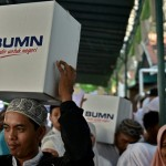 Foto BUMN Berbagi di Kota Semarang