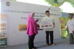 AKSI SOSIAL : 1.000 Kaum Dhuafa di Jogja dapat Santunan