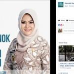 INFRASTRUKTUR KENDAL : Ada Aplikasi Buat Lapor Bupati Mirna, Netizen Anggap Terlalu Ribet