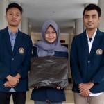 PENEMUAN BARU : Mahasiswa FT Universitas Brawijaya Malang Bikin Alas Duduk Anti Ngantuk