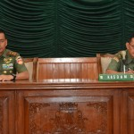 LEBARAN 2017 :  Amankan Arus Mudik, Kodam Diponegoro Kerahkan 4.981 Prajurit