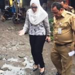 LEBARAN 2017 : Sidak ke Pasar, Bupati Kendal Banjir Sindiran