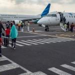 Libur Akhir Tahun, Penumpang Pesawat di Semarang Turun 18%