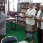 DJ Toby Koyama Ucapkan Syahadat di Masjid Gedhe Kauman