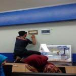 Korsleting Listrik, Pelayanan Tiket di Stasiun Tugu Sempat Terganggu