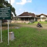 CAGAR BUDAYA SOLO : Tak Terawat, Begini Kondisi Rumah Juru Tulis Keraton Era PB VII