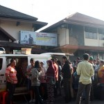 Buka di CFD Sragen, Mobil Samsat Keliling Diserbu Wajib Pajak