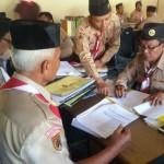 JURNALISME WARGA : Administrasi Kwarcab Karanganyar Dinilai