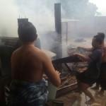 KEBAKARAN PONOROGO : Gudang Kayu Milik Pensiunan Kemenag di Jetis Terbakar