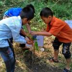 8.000 Ekor Benih Ikan Ditebar di Sungai Soka Jatinom Klaten