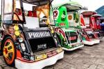 WISATA INDONESIA : Bentor Jadi Angkutan Wisata Resmi Gorontalo
