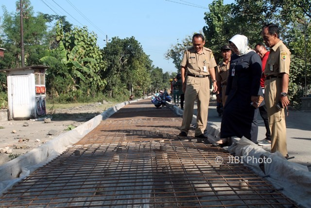 INFRASTRUKTUR SRAGEN: Kejari Dampingi 90 Proyek Infrastruktur Pemkab Sragen