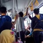 TRANSPORTASI JATENG : Meski Gratis di 3 Hari Pertama, Penumpang BRT Trans Jateng Tetap Dapat Tiket