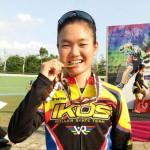 KEJUARAAN SEPATU RODA : Skater Asal Semarang Borong Tiga Medali Emas