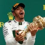 Lewis Hamilton juara GP Inggris. (JIBI/REUTERS/Andrew Boyers)