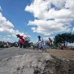 Pembalap Pelatnas BMX Indonesia Dominasi Ajang BNC