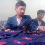 KAMPUS DI SEMARANG : Mahasiswa Undip Rancang Jaket Bantu Tunanetra