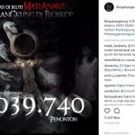 Saingi Danur, Jailangkung Jadi Film Kedua Terlaris 2017