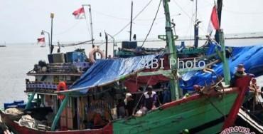 Kapal penarik jaring cantrang nelayan Jateng. Ini digunakan saat cantrang masih dilarang. (JIBI/Solopos/Antara/Oky Lukmansyah)