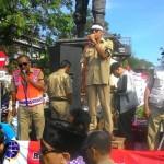 TRANSPORTASI SOLO : Sopir Taksi Demo, Pengeloa Hotel Ikut Pusing
