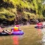 WISATA KUDUS : Perkenalkan River Tubing, Desa Jurang Jadi Rintisan Desa Wisata